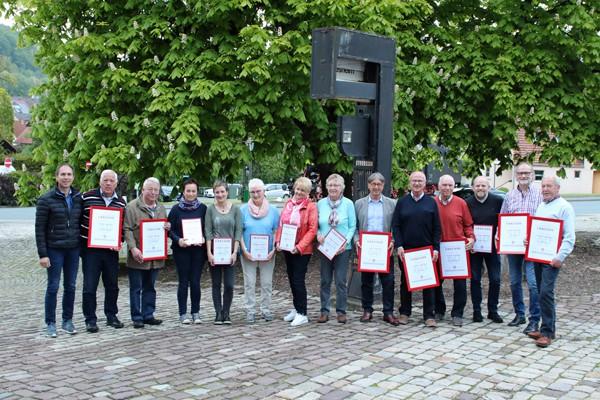 Jahreshauptversammlung 2019 des ESV TuS 98 Altenbeken